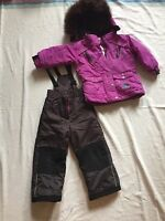 Snowsuit for girl 3X
