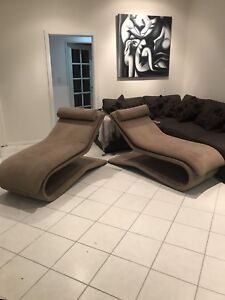 Chaise lounges Darch Wanneroo Area Preview