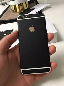 IPHONE 6 128GB!! FOR SALE MATTE BLACK/GOLD West Island Greater Montréal image 2