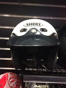 SHOEI RJ Air Helmet TP113995 Midland Swan Area Preview