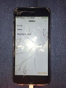 iPhone 6 64gb  need gone Campbelltown Campbelltown Area Preview