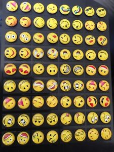 36 pieces of Brand New emoji earrings Woolloongabba Brisbane South West Preview