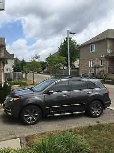2010 Acura MDX 2010 ELITE PKG/ NAVI/ BACK-UP CAM/ TINTED WINDOWS