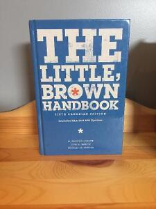 The Little, Brown Handbook Sixth Can. Ed.