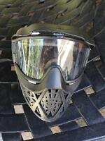 PAINTBALL MASK - FOR SALE - USED ONCE!