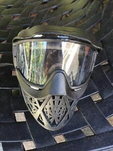 TWO (2) PAINTBALL MASKS - FOR SALE - USED ONCE! $45 each