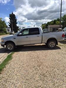 2002 Ford F-150 SuperCrew 4x4