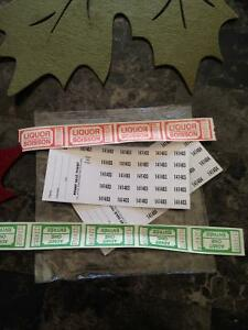 Pre made Ticket packs( for fundraiser, stag and doe? Parties)