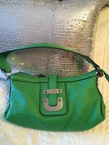 Green Guess purse Kitchener / Waterloo Kitchener Area image 1