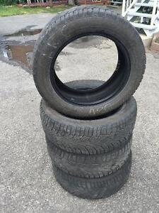 4 Pneus Hiver Gislaved Nord Frost 100 - 205/55/16