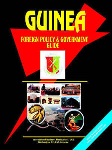 NEW Guinea Foreign Policy And Government Guide by Ibp Usa