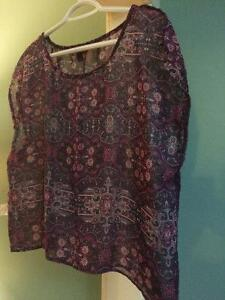 Variety of women's clothing!