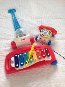 Jouet Fisher Price old fashion. Excellente condition