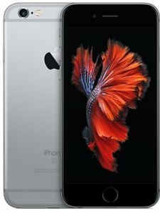 iPhone 6S Space Grey 128GB - Locked to Bell MINT CONDITION