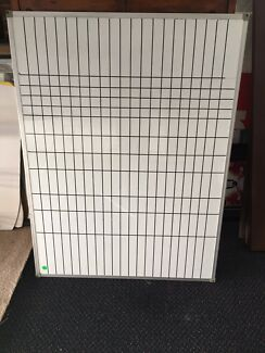 Whiteboard Metal frame