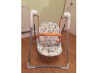 Swing Chair - Graco Baby Delight Hide and Seek