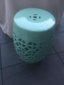 Outdoor Garden Stools / Side Tables x 2 The Rocks Inner Sydney Preview