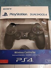 NEW OFFICIAL SONY PS4 DUALSHOCK 4 WIRELESS CONTROLLER