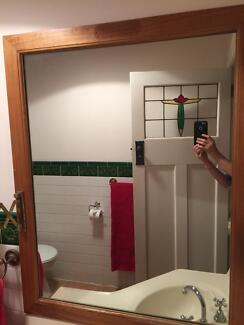 Bathroom Mirrors Gumtree bathroom mirror | mirrors | gumtree australia yarra area
