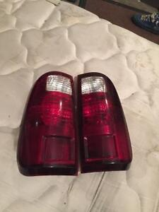 F.350 replacement headlights and tailights
