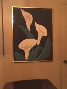 black chinese original folding screen West Island Greater Montréal image 10