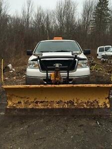 2006 f-150 with 8' plow $8000 obo