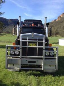 Kenworth T900 Classic 115t Road Train Rated Glen Davis Lithgow Area Preview