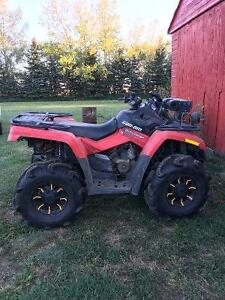 2009 Can-Am Outlander 800 For Sale