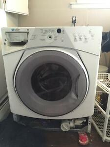 Washer & dryer in the way