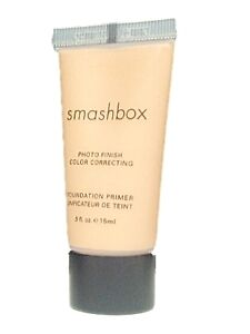 SmashBox Photo finish color correcting Blend Mini foundation primer NEW