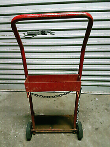 Oxy / Acetylene Trolley Botany Botany Bay Area Preview