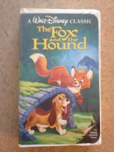"""""""The Fox and the Hound"""" on VHS"""