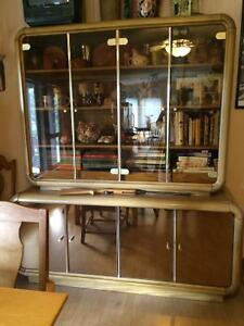 2 China cabinets 100$ each OBO
