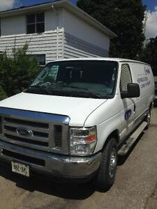 2010 Ford E-250 Minivan, Van  MONEY MAKER