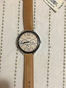 Ladies Fossil Watch - Brand New (still has price tag) / $180 OBO