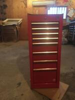 Tool box side cabinet