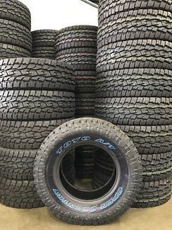 Toyo best 4x4 tyres on the market.