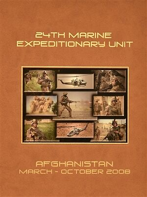 24th Marine Expeditionary Unit 2008 Afghanistan Deployment