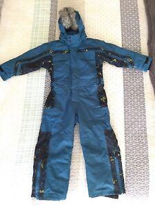 Kids size 6 snow ski suit. Windaroo Logan Area Preview