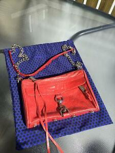 Rebecca Minkoff Red Mini Mac Downtown-West End Greater Vancouver Area image 1