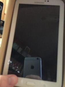 """Samsung Galaxy Tab 3, 7"""" White Used Once"""