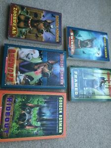 Gordon Korman Series for sale.