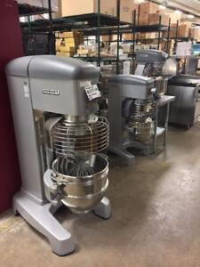 Hobart 60 30 20 Quart Dough Mixers - New/Used - 9 In Stock - STOREY'S FOOD EQUIPMENT