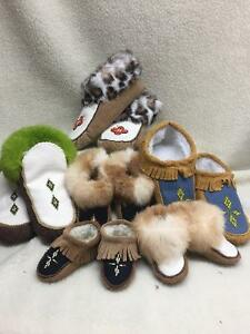 Creative Moccasin Making Retreat with Amber Cook
