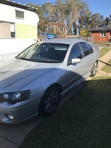 Bf xr6 mkII 2006 swaps only Blackett Blacktown Area Preview