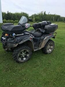 2012 Brute Force 750 twin