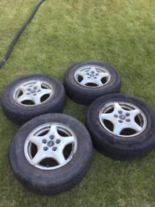 """15"""" Pontiac Wheels - 5X115 - $150 OBO"""