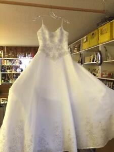 Wedding Dresses size S-M