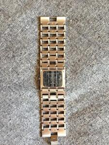 Small Face Chrome GUESS Watch (Woman's) Kitchener / Waterloo Kitchener Area image 2