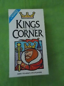 Kings in the Corner-Complete- from makers of Sequence!